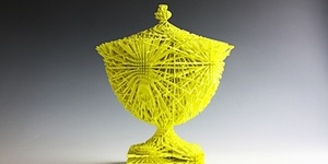3-D Printing Exhibition @ The Aram Gallery