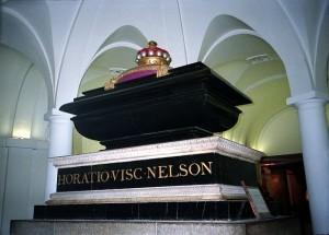 Nelson's tomb