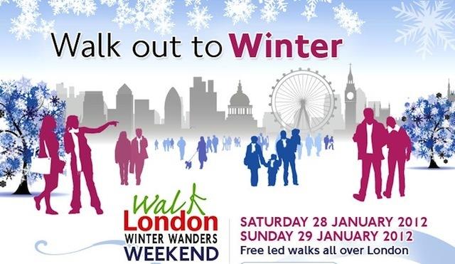 Take a stroll round London