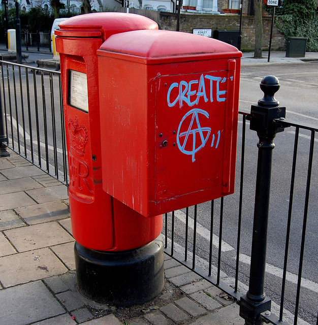 Create Post Box Mystery by Gaz-zee-boh