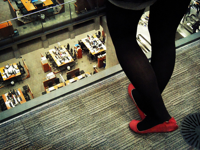 Red Shoes by vermegrigio