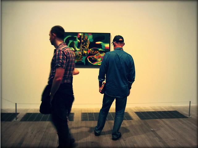Looking at Miró, Tate Modern by HoosierSands