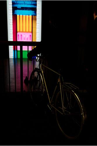 An unexpected visitor, Tacita Dean at Tate Modern by slawekkozdras