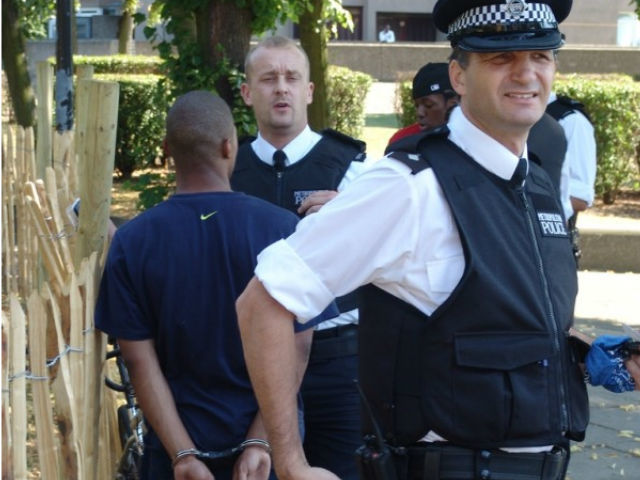 Met Police To Review Stop-And-Search