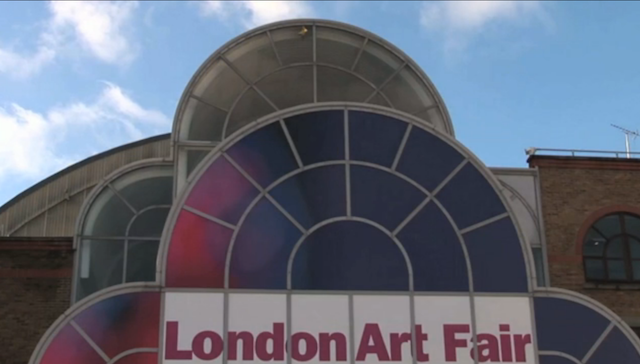 Preview: London Art Fair @ Business Design Centre