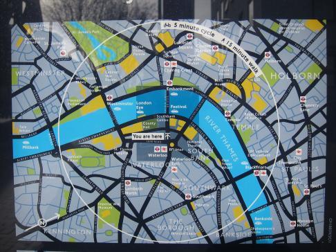 London Rebranded