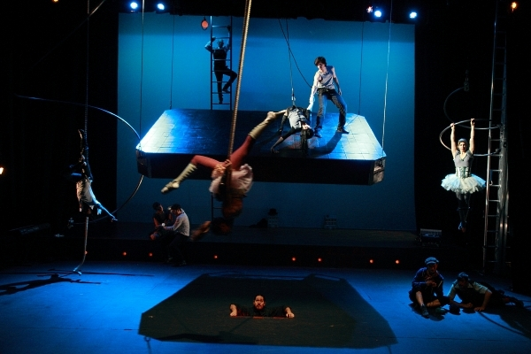 Preview: London International Mime Fest 2012