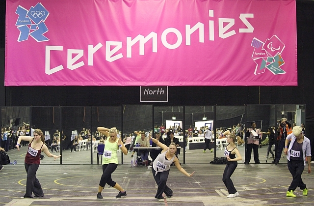 Perform At The Paralympics Opening And Closing Ceremonies