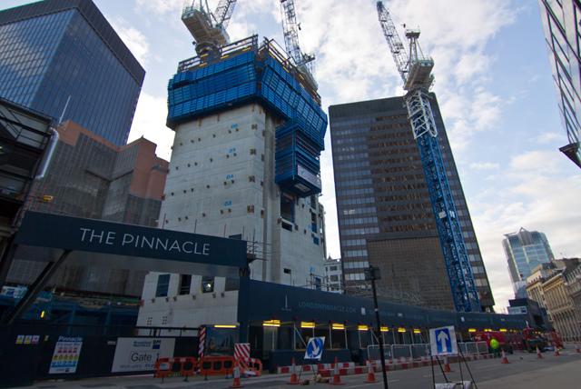 Pinnacle Skyscraper Delayed Again