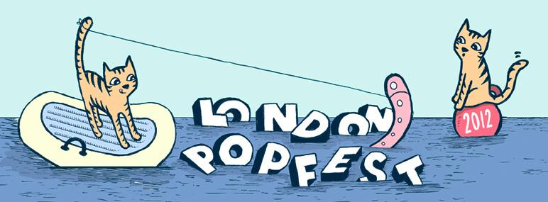 Festival Alert: London Popfest