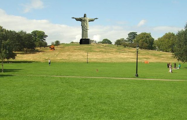 Christ To Rise On Primrose Hill?