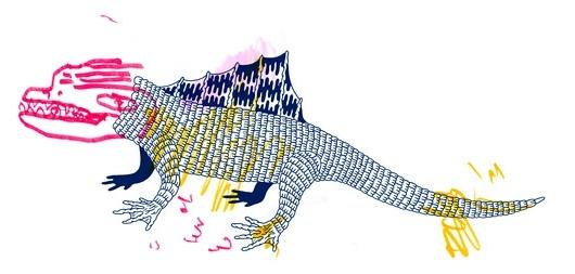 Raarr: Kids And Illustrators Draw Animals For NSPCC