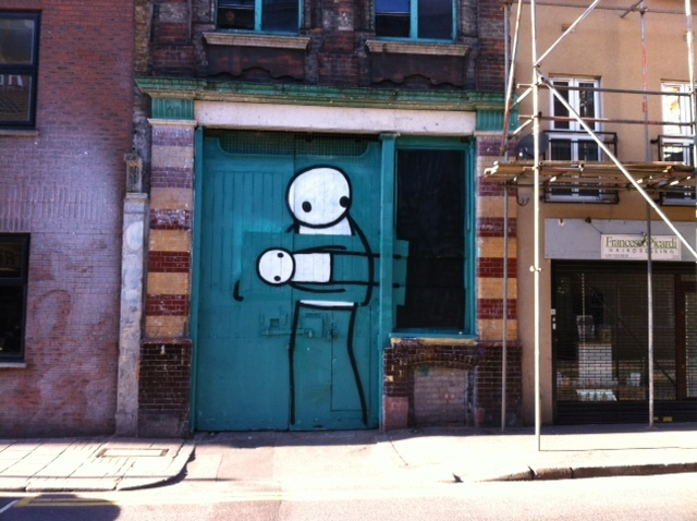 Street Art: Stik Map Updated