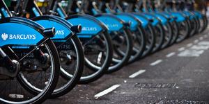 Boris Bike Accident In Clerkenwell