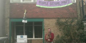 Lewisham Activists Reclaim Council Houses For Homeless Families