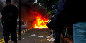 1,500 Convictions For Crimes Connected With London Riots