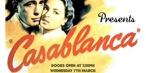 Preview: Casablanca @ Brick Lane Pop-Up Cinema