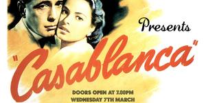 Preview: Casablanca @ Brick Lane Pop-Up Cinema