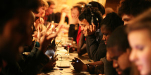 Preview: Speed Listening Night @ The White Horse, Hoxton
