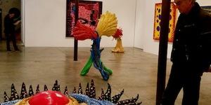 Art Review: Yayoi Kusama @ Victoria Miro