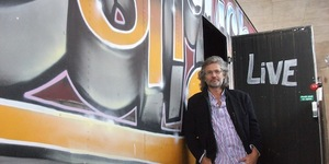 New Venue In A Lorry Container For Deptford