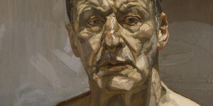 Art Review: Lucian Freud: Portraits @ National Portrait Gallery