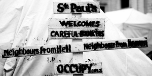 St Paul's Occupy Camp Fails In Eviction Appeal