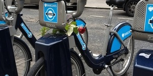 Who Got The Cycle Hire Valentine?