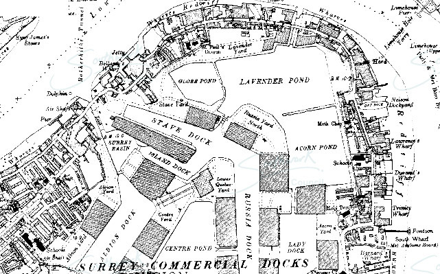 Historic Maps Of Southwark Published Online