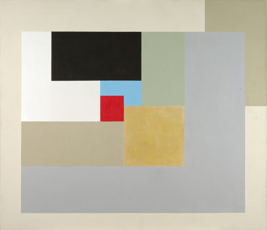 Ben Nicholson (1894-1982) 1937 (painting) Oil on canvas, 79.5 x 91 cm The Courtauld Gallery, London,  Samuel Courtauld Trust (Alistair Hunter Bequest, 1984) © Angela Verren Taunt. All rights reserved, DACS 2012