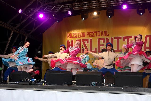 London to Host Maslenitsa Russian Culture Festival