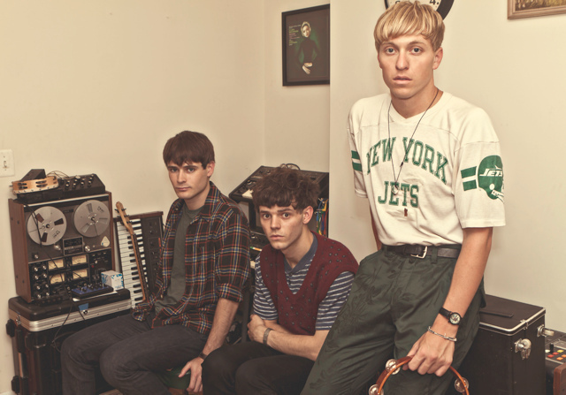 Free Breakfast Gig Alert: The Drums @ Floridita