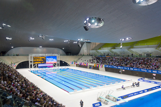In Pictures: Diving World Cup @ The Aquatic Centre, Olympic Park