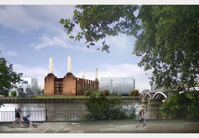 New Scheme Proposes Partial Demolition Of Battersea Power Station
