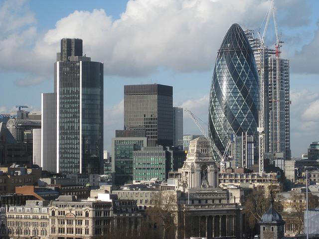 Open-City Announces Architectural Walks Around London
