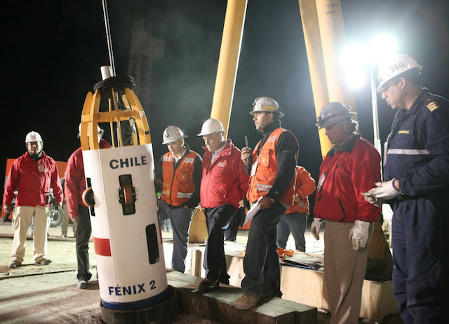 Chilean Miners Rescue Pod Coming To The Science Museum