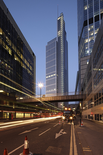 Heron Tower, by David Bank
