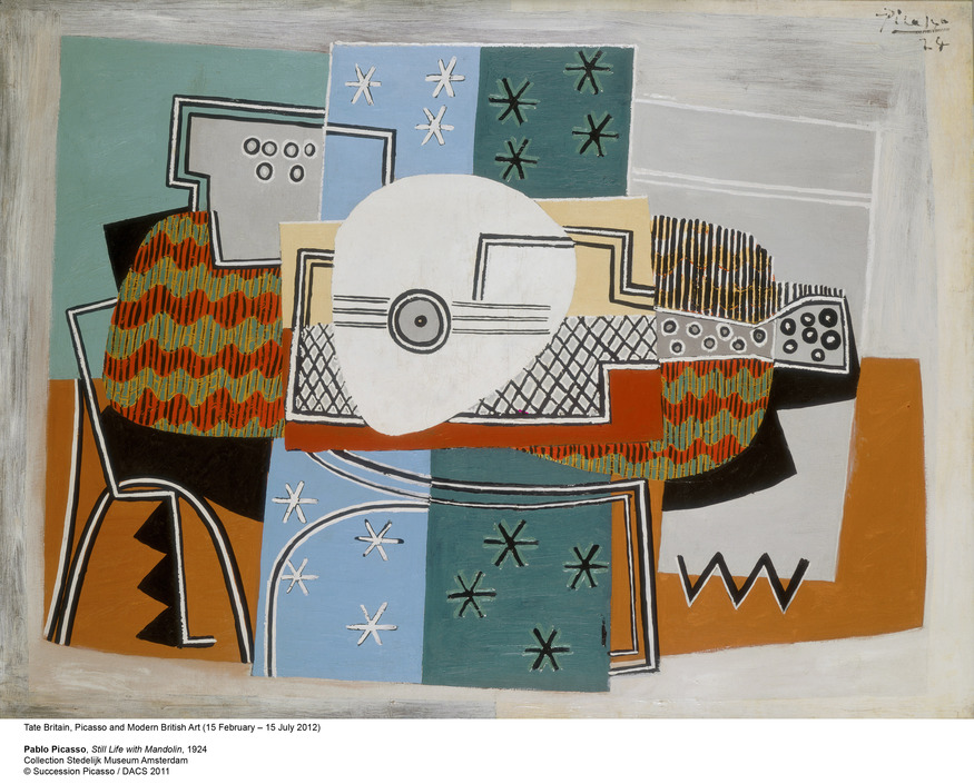 Art Review: Picasso And Modern British Art @ Tate Britain