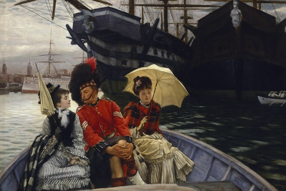 Review: Migrations: Journeys into British Art @ Tate Britain