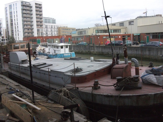 Gorgeous views of Deptford Creek.