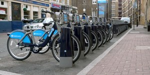 Cycle Hire Expands To East London