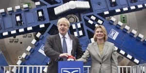 Crossrail Tunnel Boring Machines Launched