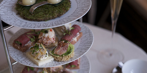 New Afternoon Teas Coming to the Intercontinental London Park Lane