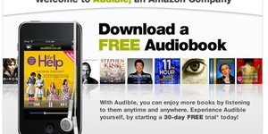 Get A Free Audiobook With Londonist & Audible.co.uk