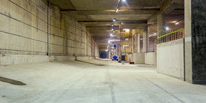 In Pictures: A Tour Of Canary Wharf Crossrail Station
