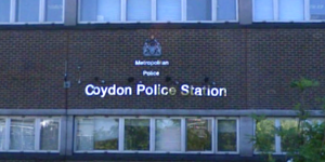 Five Injured In Blast At Croydon Police Station