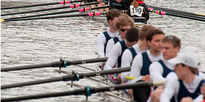 The Head of the River Race: St. Patrick's Day On The Thames