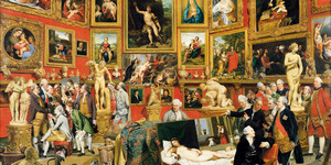 Johan Zoffany @ Royal Academy