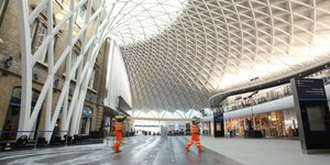 In Pictures: The New King's Cross Station Concourse