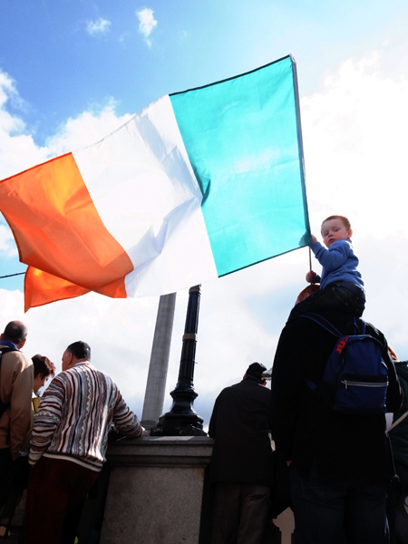 News And Pictures From St Patrick's Day 2012